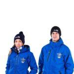 Team Estonia sinine talvejope