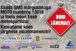 Toeta Eesti motospordi järelkasvutiimi!