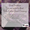 Award Invitation