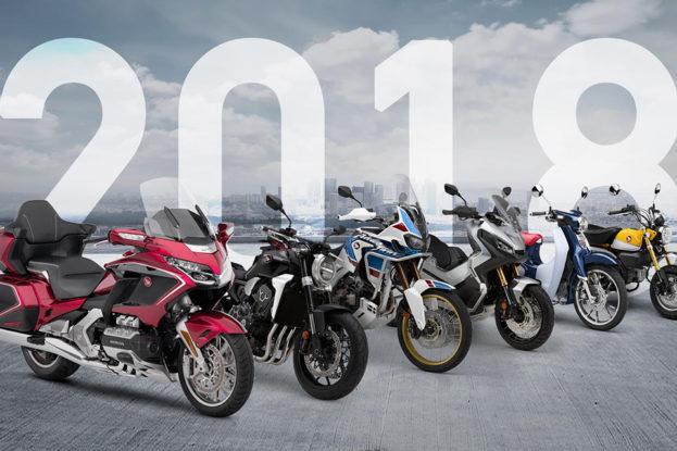 960-Honda 2018 range